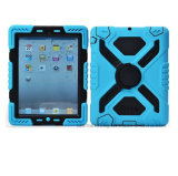 Pepkoo Spider Extreme Military Heavy Duty Case for iPad
