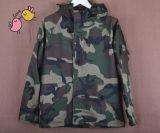 2015 Winter Women′s Camouflage Jacket