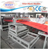 Pet Roofing Corrugated PVC Roof Tile Composite Roof Tiles Machinery