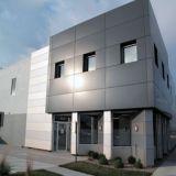 Exterior Wall Cladding 4mm Aluminium Composite Panel