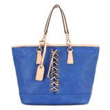 Famous Brand Designer PU Leather Fashion Women Handbag (MBNO030081)