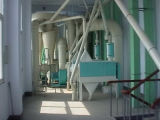 Wheat Rice Corn Flour Milling Machine