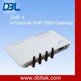 DBL 1/4/8-Channel GSM VoIP Gateway (GoIP-4)P2p ATA/GSM SIP Gateway