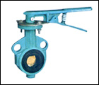 Wafer Type Split Body Concentric Butterfly Valve ISO5752