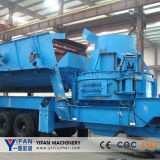 Good Quality Trailer Mobile Crusher (PP Series)