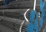 Stock Seamless Steel Pipes Tubes (A106 API5L A53)