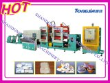 Full-Automatic Vacuum Forming Machine