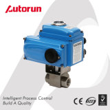 Stainless Steel Electric Actuated High Pressure Ball Valve