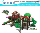 Cheap Forest World Outdoor Playground Equipment on Stock (M11-02101)