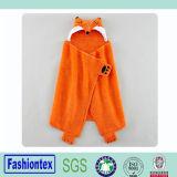 100% Cotton Beach Poncho Towel Baby Bathrobe