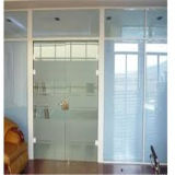 4-8mm Flat Frosted/Frosting/Acid Etched Glass for Building/Wall/Door