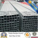 Q235/Q345 ERW Carbon Galvanized Square Steel Tubing