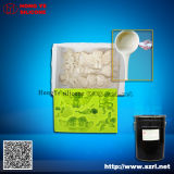 High Transparency Liquid Silicone Rubber for Plaster Molds with Crafts