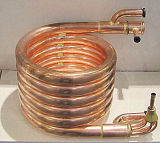 Coaxial Coil Tube Heat Exchanger