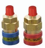 R134A Quick Coupler for Refrigeration QC-12