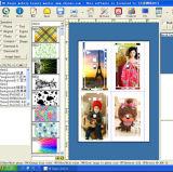 Custom DIY Mobile Sticker Software