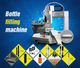 2016 Hottintg Cbd Oil Filling Machine for Disposable Refillable E-Cigarette