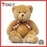 50cm Yellow Plush Teddy Bear with Hook & Loop Open Back
