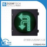 300mm Green Turn Left and U Turn LED Traffic Signals