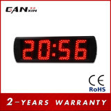 "[Ganxin] 5"" Red Wrold Table Digital Countdown LED Timer"
