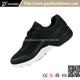New Men′s Lightweight Casual Black Golf Shoes 20220