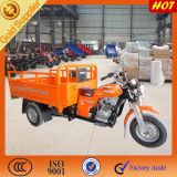 Orange Open Cargo Tricyle for Sale