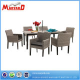 Modern Outdoor Furniture Rattan Dining Room Set