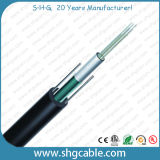 2-12 Fibers Unitube Outdoor Fiber Optic Cable (GYXTW)