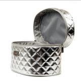 The Silvery Fashion Women Cosmetic Handbag (hx-q074)