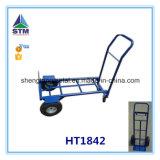 Ht1842 Four Wheel Foldable Hand Trolley