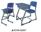 Study Table Furniture Stack Chair Plastic Study Tables for Sale