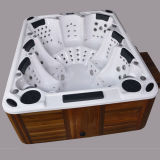 Kingston Luxury Outdoor Hot Tub SPA with TV