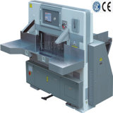 Touch Screen Double Hydraulic Double Guide Paper Cutting Machine (QZYK1620DH)