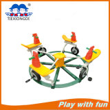 Plastic Cheap Outdoor Spring Rocking Horse