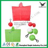 Promotional Plastic Ball Poncho Customized Your Logo