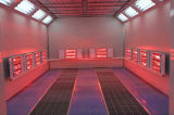 European Design Electric Heating Auto Spray Booth