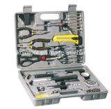 141PC Portable Kraft Mate Tool Set Case