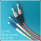 LC-FC 62.5/125 Fiber Optical Jumper