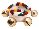 Bear Wrist Bells for Hiking, Decoration, Dancing, Gift and Promotion