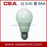 SMD5730 Plastic Coated Aluminum LED Bulb 9W