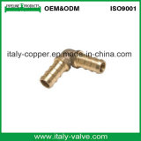 Brass Forged Equal 90 Degree Elbow for Pex Pipe (PEX-014)