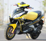 Hot Sale 1200W Electric Motorcycle with Lead Acid Battery (EM-004)