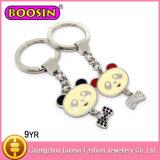 Panda Shaped Car Keychain / Fun and Creative Gifts Keyring