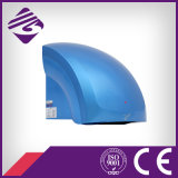 Blue Wall Mounted Small ABS Hotel Automatic Hand Dryer (JN70904B)