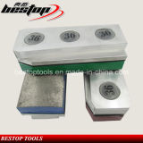 Aluminum Base Segmented Diamond Grinding Block for Grinding Granite