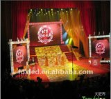 SMD P3 LED Foldable Curtain Indoor LED Display