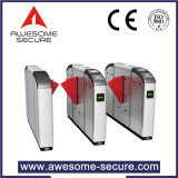 Widely Appliable Secured Tripod Turnstile Fare Access Control