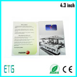 LCD Video Card/Electronic Greeting Card/Business Video Card