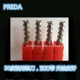 3 Flutes End Mills Processing Aluminium
