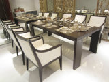 Star Hotel Dining Chair and Table